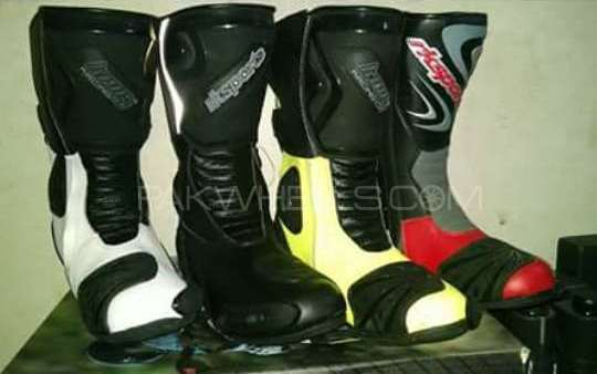 Studds riders shoes Image-1
