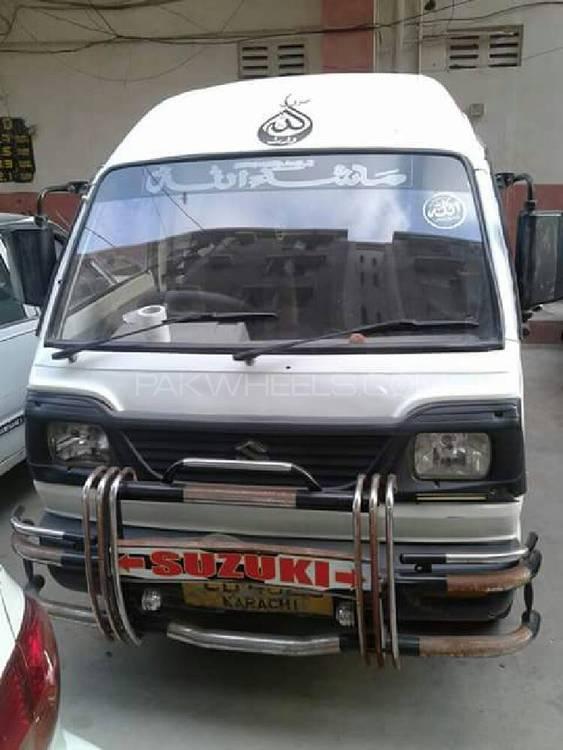 Suzuki Bolan VX (CNG) 1991 Image-1