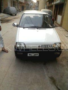 Suzuki Mehran 2011 Image-1