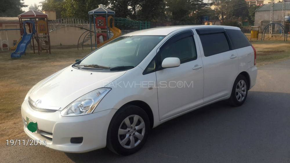 Toyota Wish 1.8 X Limited 2006 Image-1