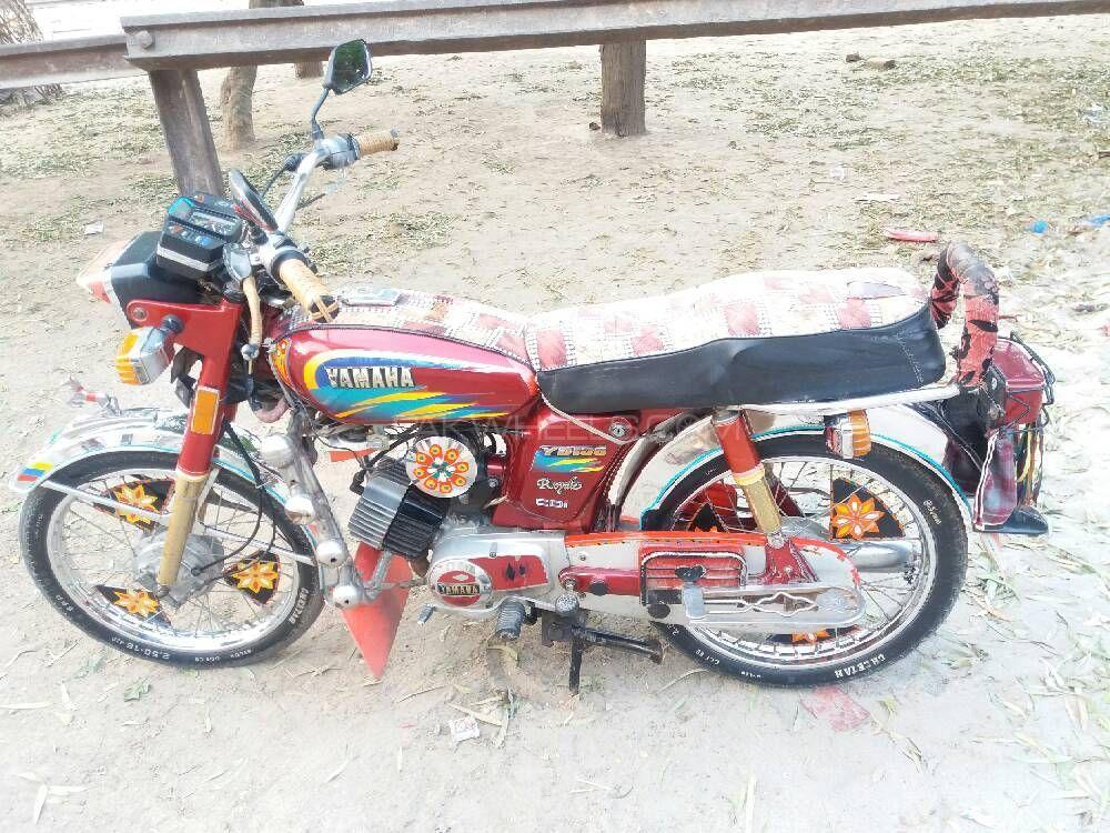 Yamaha Royale YB 100 2000 Image-1