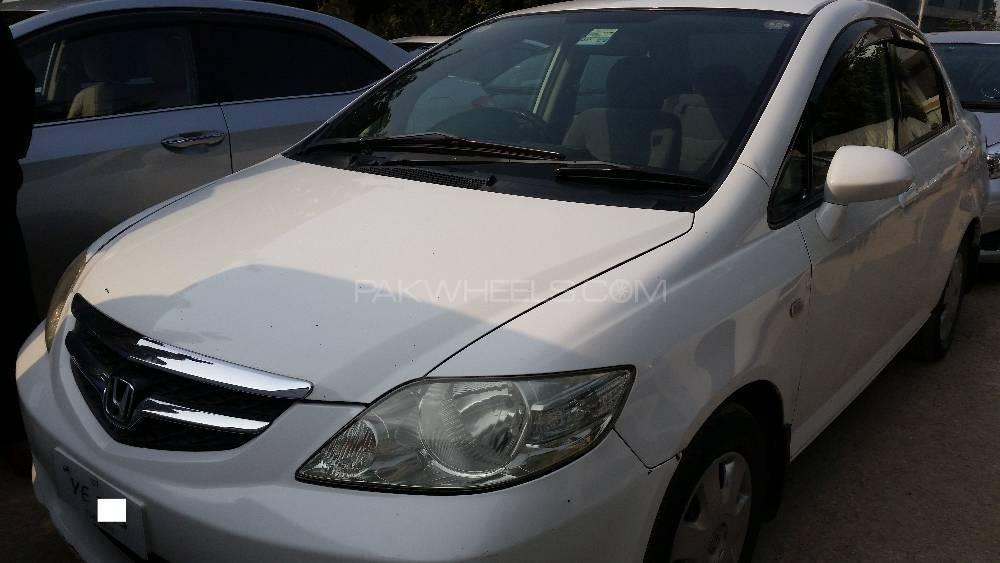 Honda Fit Aria 1.5A 2007 Image-1