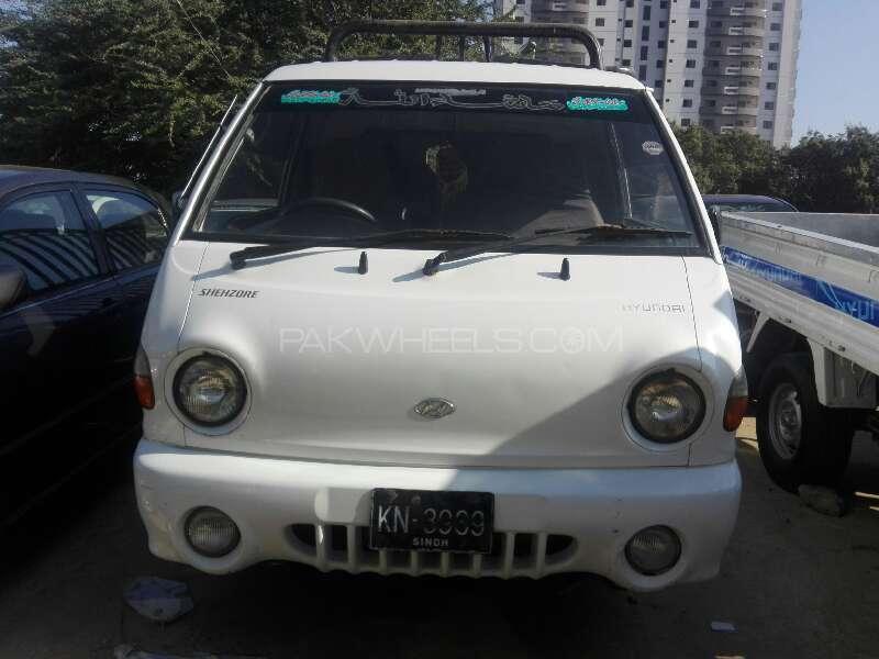 Hyundai Shehzore Pickup H-100 (Flat Bed) 2005 Image-1
