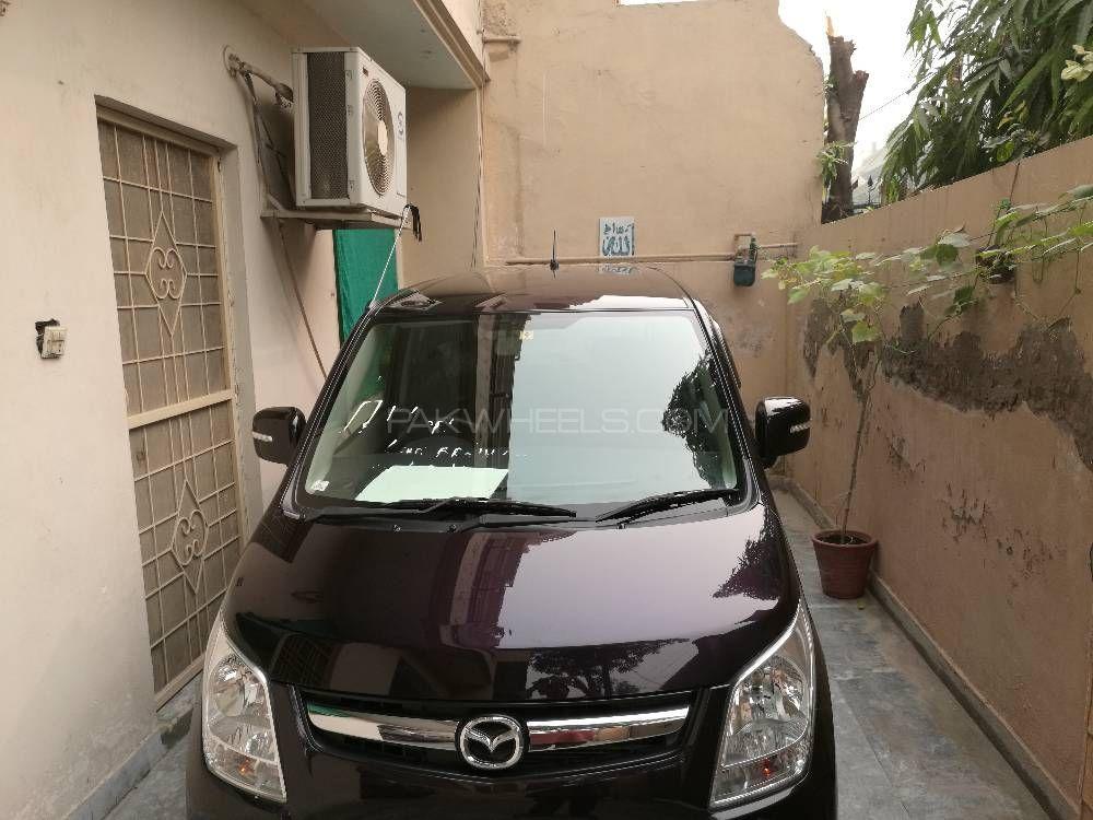 Mazda Azwagon Custom Style 2013 Image-1