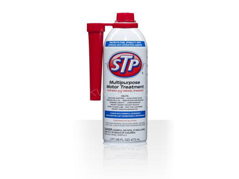 STP Multi Purpose Motor Treatment - 473ml Image-1