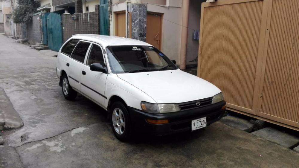 Toyota Corolla Fielder G 1993 Image-1
