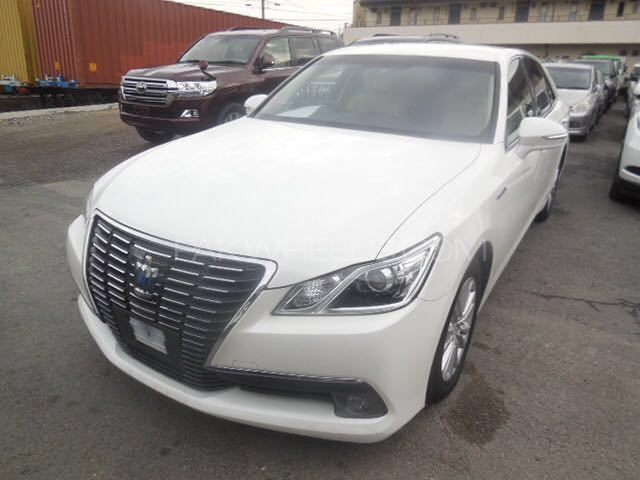 Toyota Crown 2013 Image-1