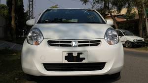 Toyota Passo X 2013 for Sale in Lahore