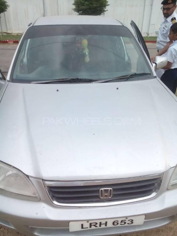 Honda City 2002 Image-1