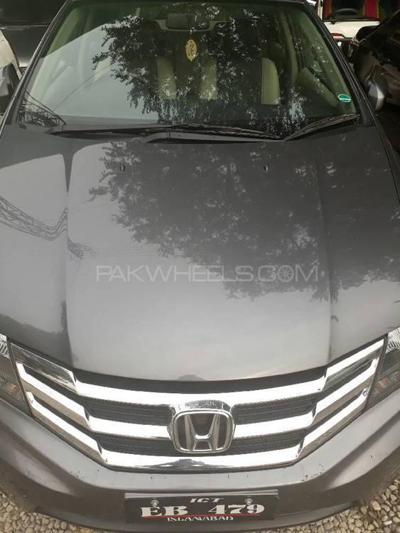 Honda City i-VTEC 2015 Image-1