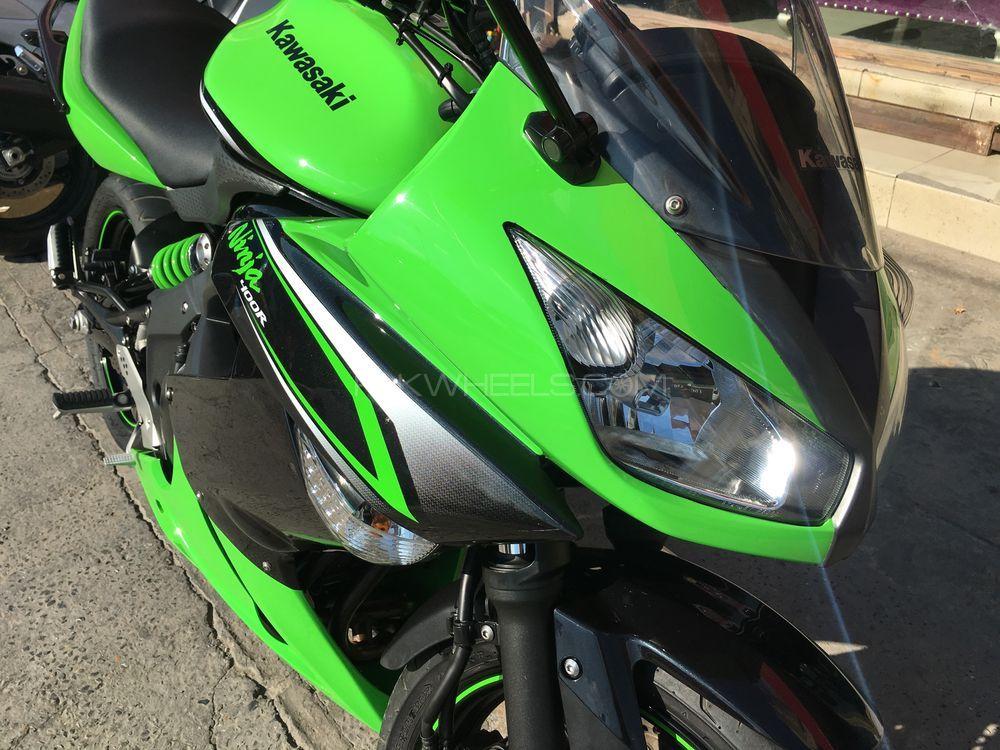 Kawasaki Ninja ZX300 2012 Image-1