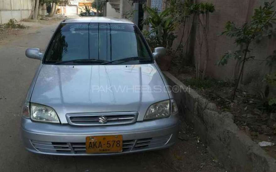 Suzuki Cultus VXL 2006 Image-1