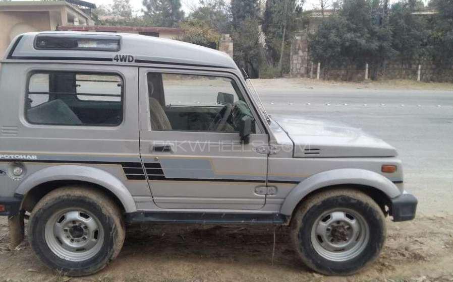 Suzuki Potohar Basegrade 1996 Image-1