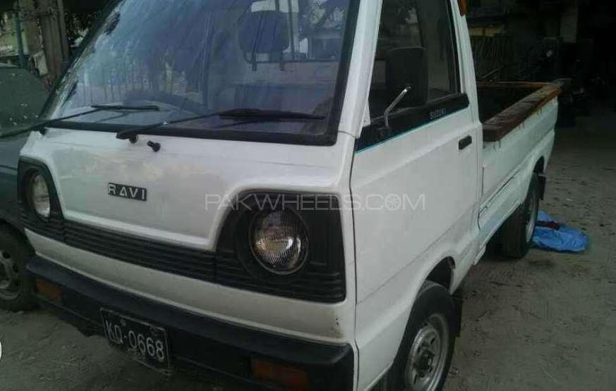 Suzuki Ravi Euro ll 2008 Image-1