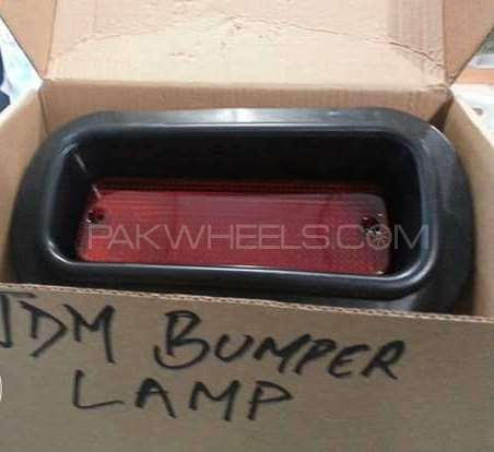 Universal JDM Bumper Light [Free Delivery] Image-1