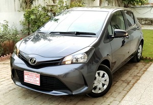 Toyota Vitz F Intelligent Package 1.0 2014 for Sale in Islamabad