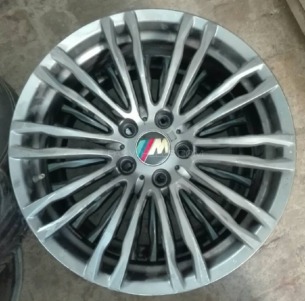 Alloy Rims n Steel Rims Image-1