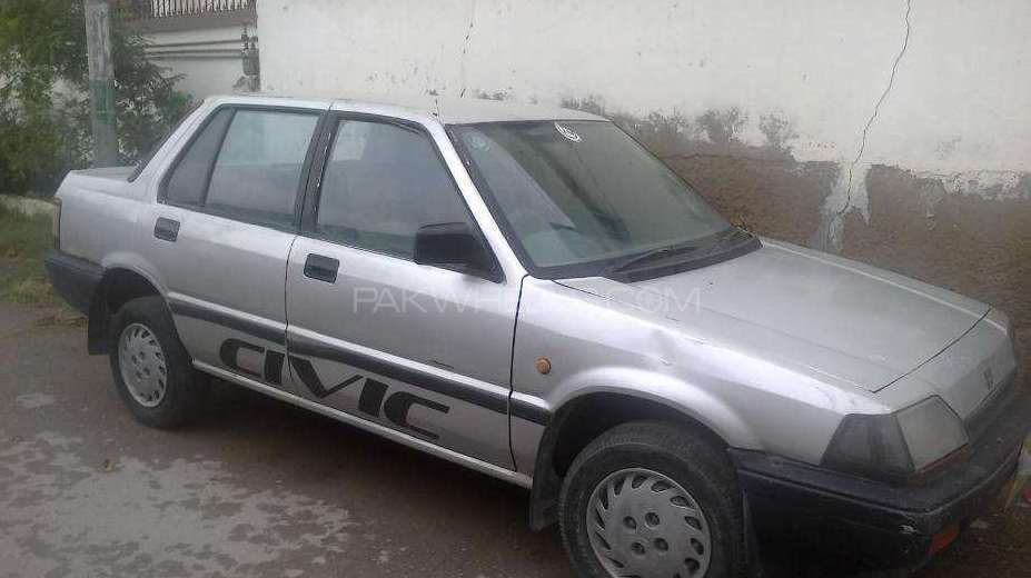 Honda civic 1985 for sale in karachi pakwheels for Honda civic 1985