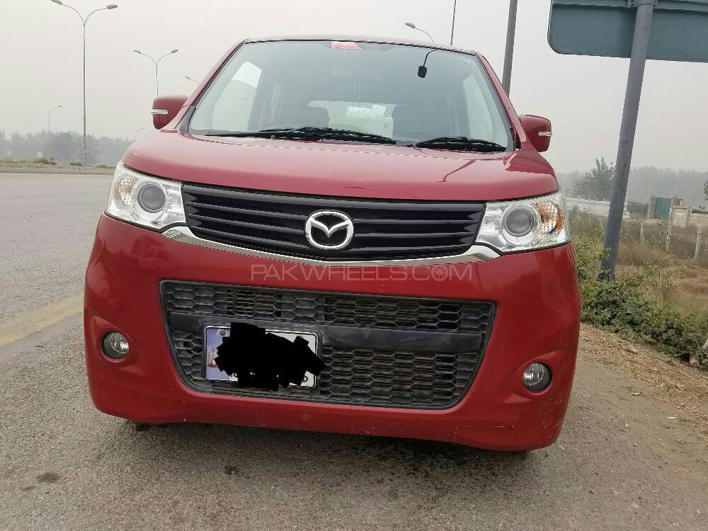 Mazda Flair Custom Style XS 2013 Image-1