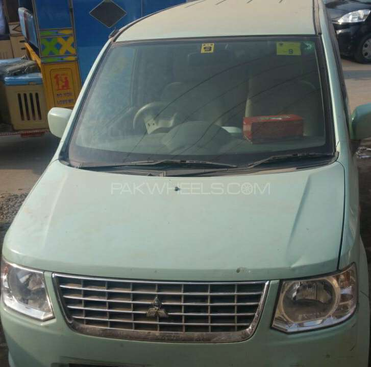 Mitsubishi Ek Wagon G 2010 Image-1