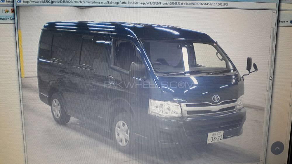 Toyota Hiace DX 2013 Image-1