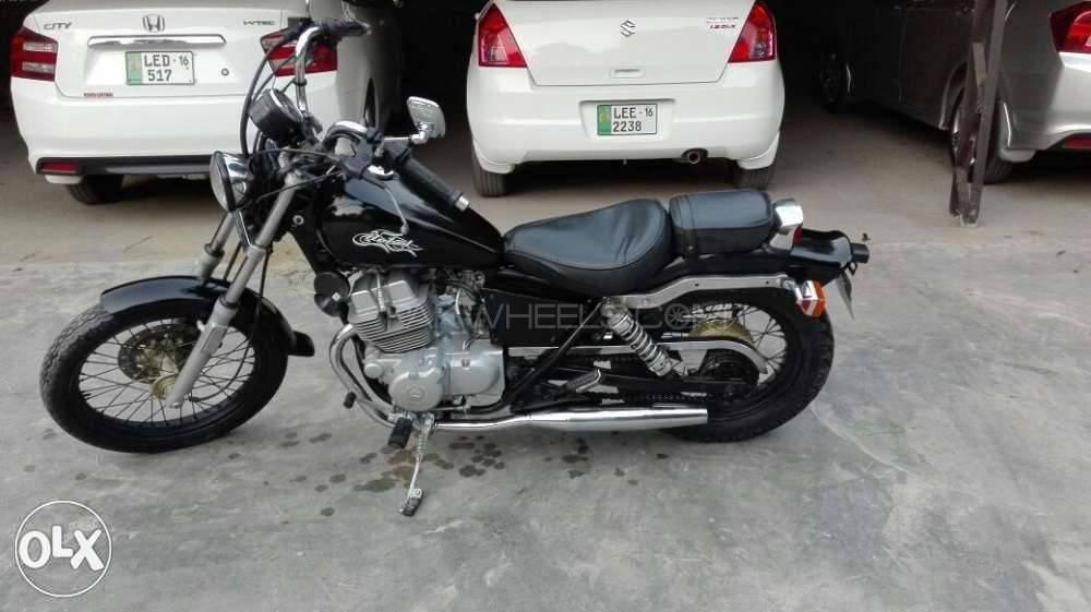 Honda Rebel 1987 Image-1