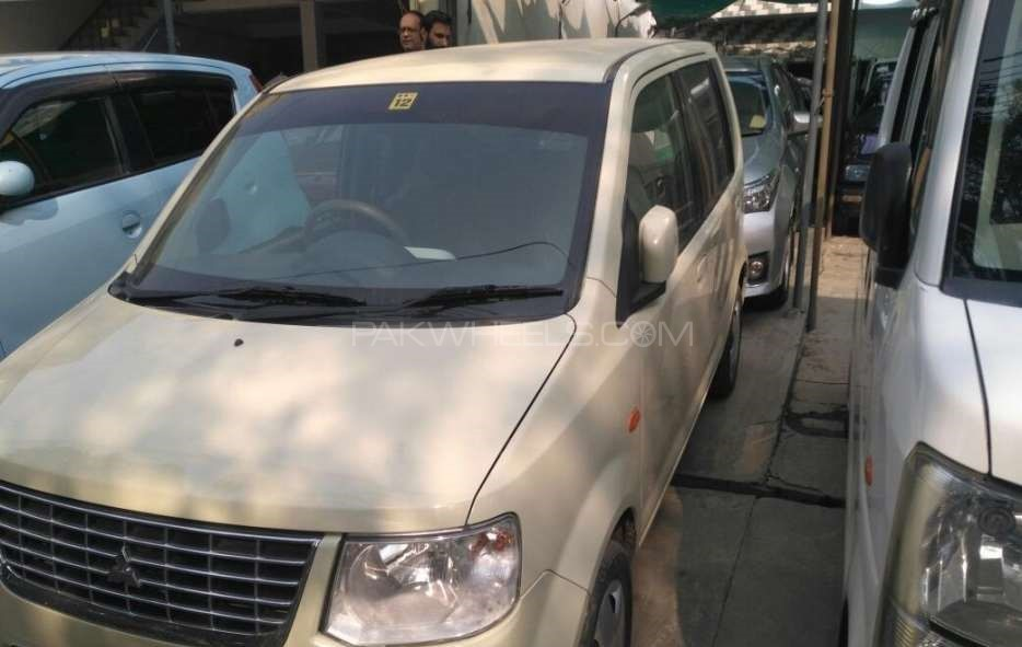 Mitsubishi Ek Wagon M 2011 Image-1