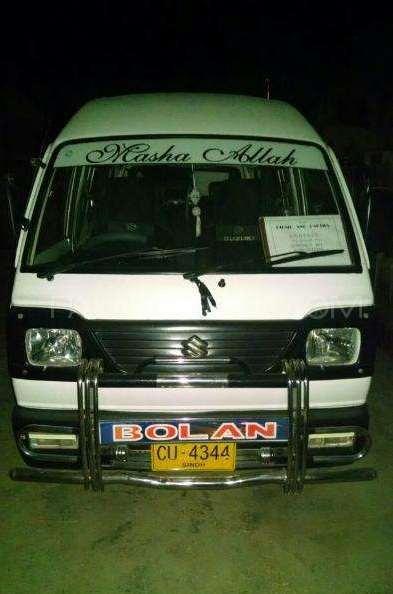 Suzuki Bolan VX Euro II 2013 Image-1