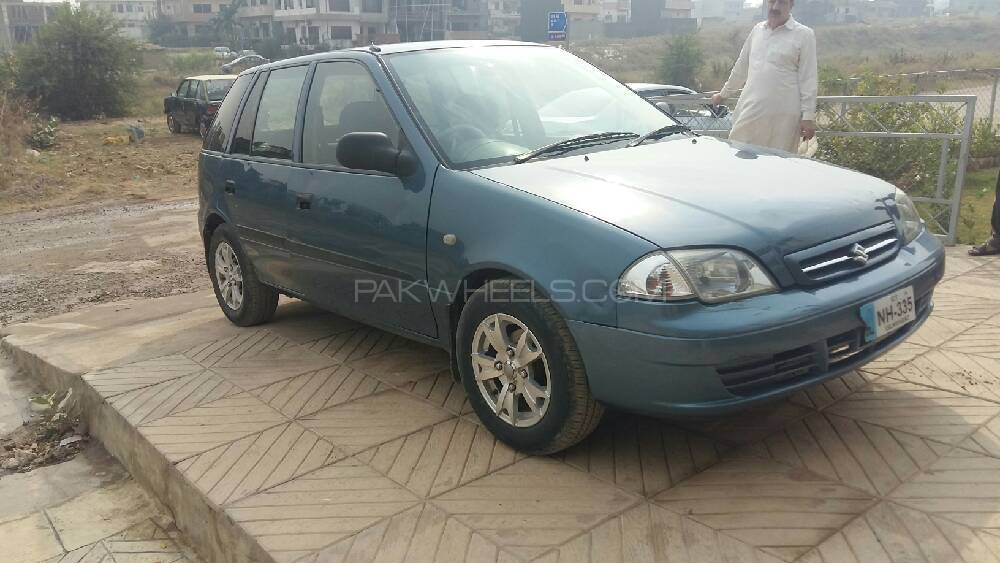 Suzuki Cultus VXRi 2008 Image-1
