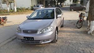 Toyota Corolla GLi 1.3 2005 for Sale in Rawalpindi