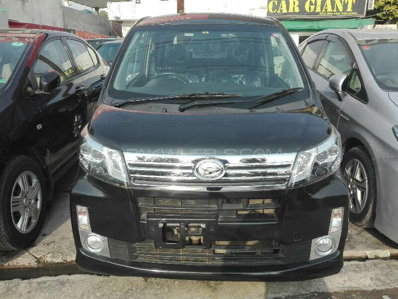 Daihatsu Move Custom 2014 Image-1