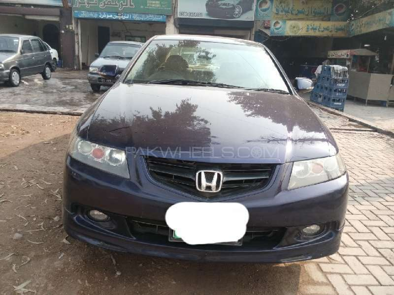 Honda Accord CL7 2007 Image-1