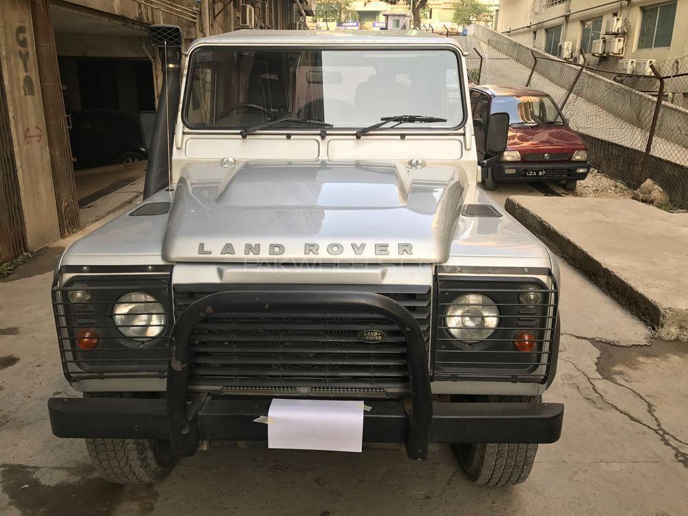 Land Rover Defender 90 SW 2014 Image-1