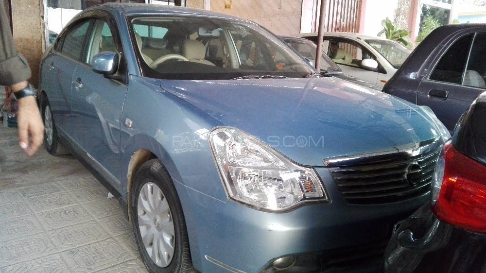 Nissan Bluebird Sylphy 15S 2007 Image-1