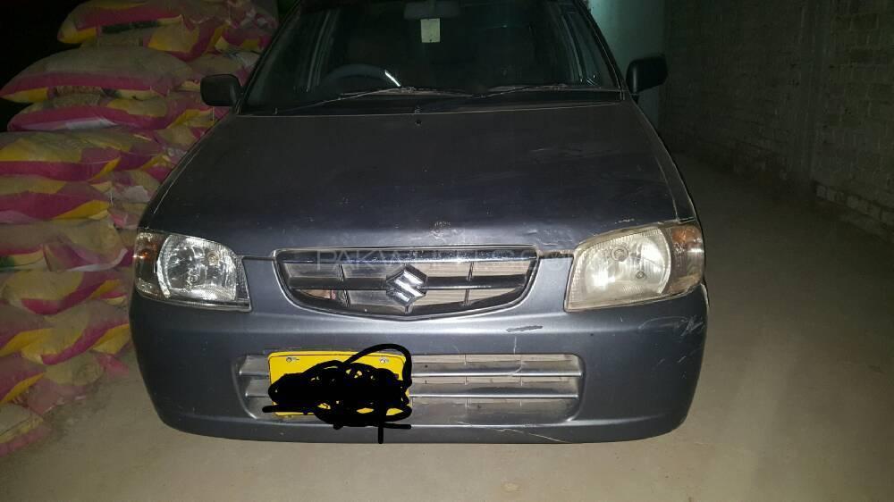 Suzuki Alto VX (CNG) 2010 Image-1