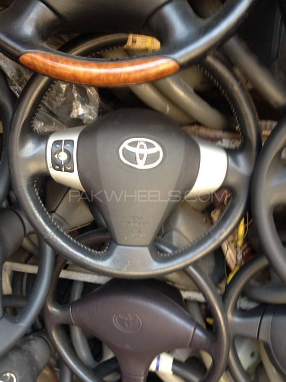 toyota multimedia steering Image-1