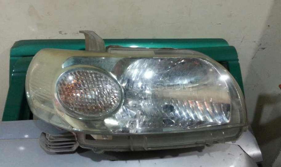 Toyota porte hid head light Image-1