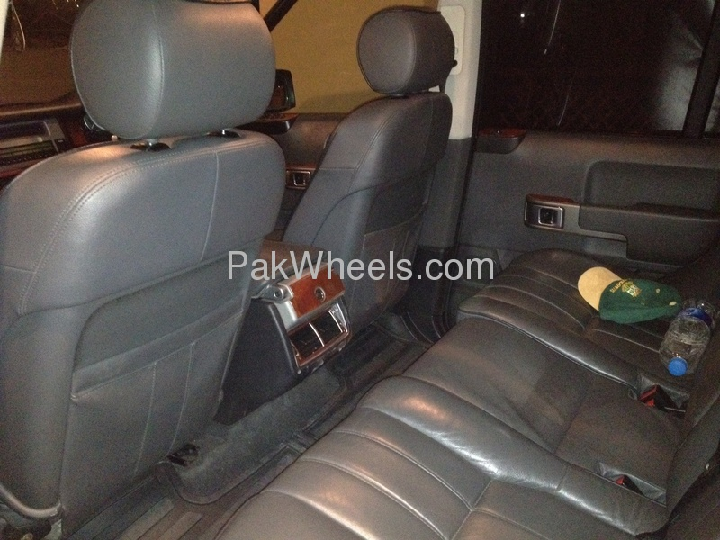 Used Range Rover Vogue 2004 Car for sale in Islamabad - 461685 - 1401370