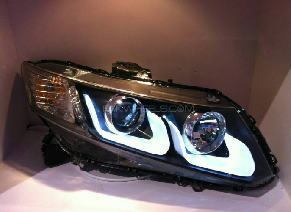 civic 2015 Projection headlights Image-1