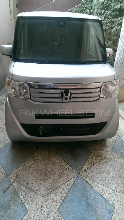 Honda N Box Plus G-L PACKAGE 2013 Image-1