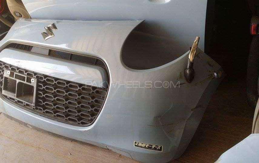 Japaness alto 2012 front bumper Image-1
