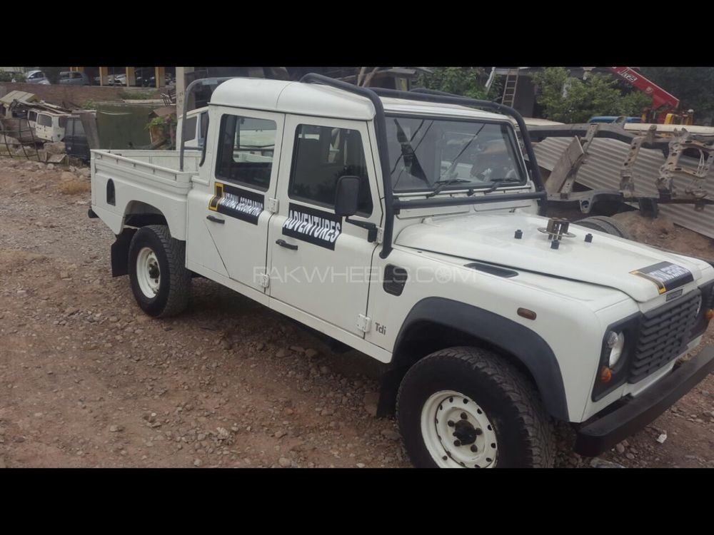 Land Rover Defender 130 1999 Image-1
