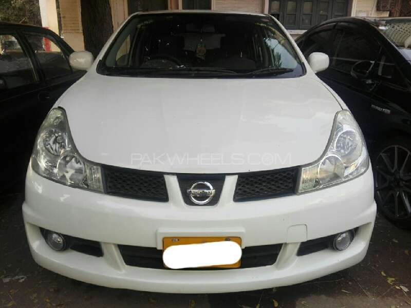 Nissan Wingroad 15M Four Authentic 2006 Image-1