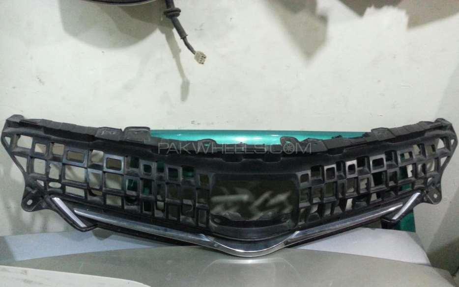 Prius alpha bumper grill Image-1