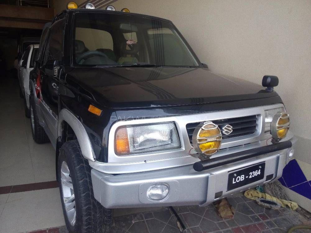 Suzuki Vitara XL 7 1991 Image-1