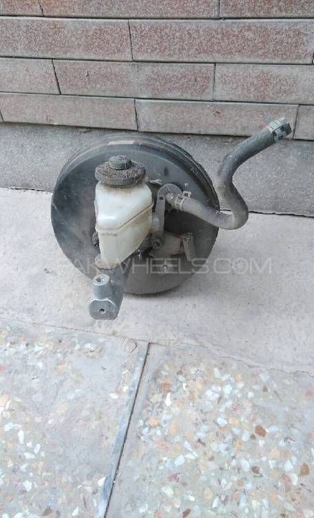 Toyota Corolla 1994 Kabli Brake Survy For Sell Image-1