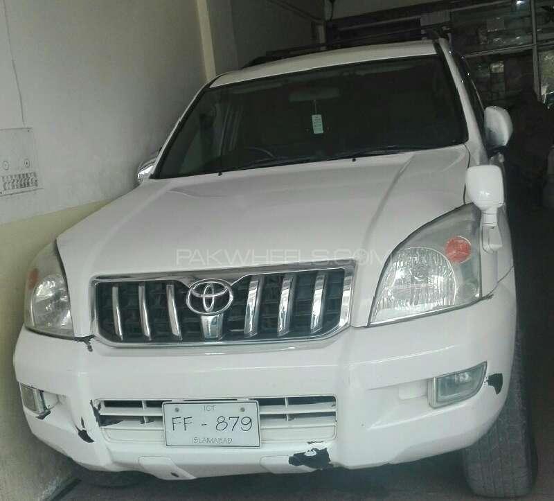 Toyota Prado 2007 Image-1