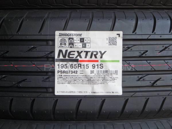 4tyres 195/65/R15 Bridgestone Nextry Japani 2016 Brand New Image-1