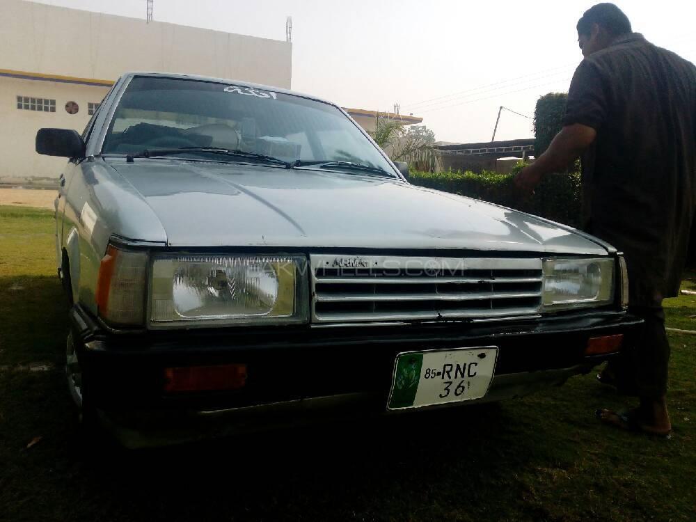 Daihatsu Charmant 1985 Image-1