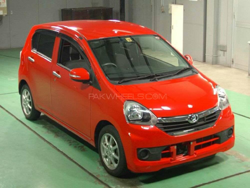 Daihatsu Mira G Smart Drive Package 2013 Image-1